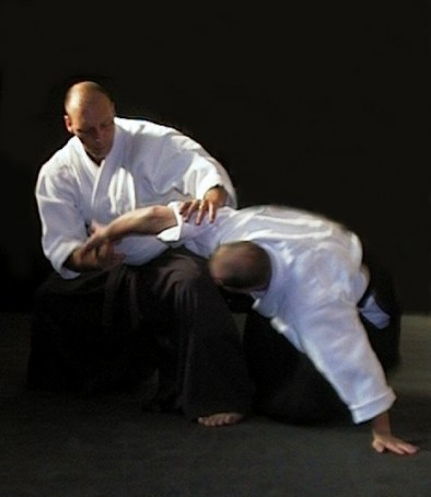 Marc Jongsten van Aikido Centrum Leiden