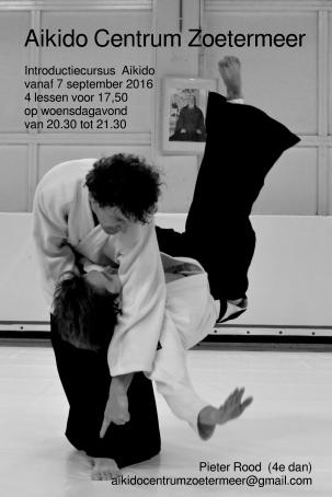Poster Aikidocentrumzoetermeer4